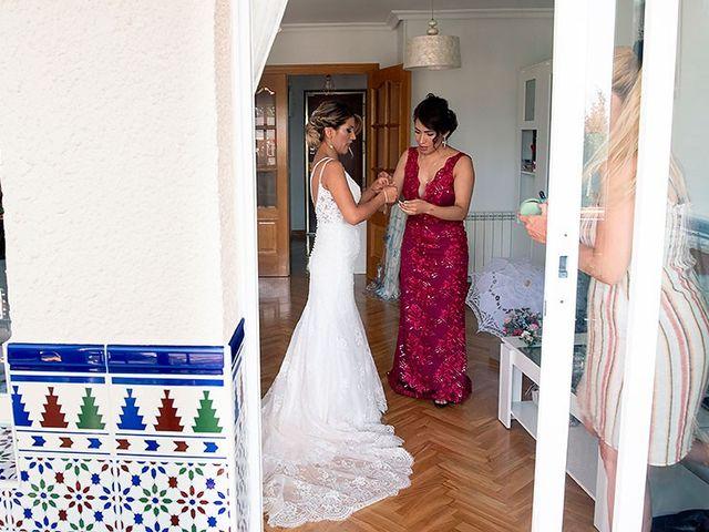 La boda de Edu y Mery en Collado Villalba, Madrid 54