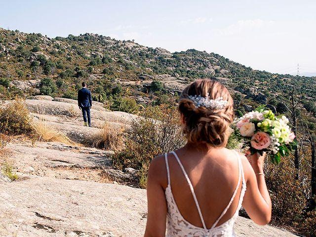 La boda de Edu y Mery en Collado Villalba, Madrid 1