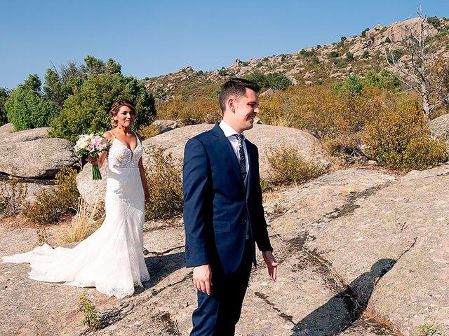 La boda de Edu y Mery en Collado Villalba, Madrid 58