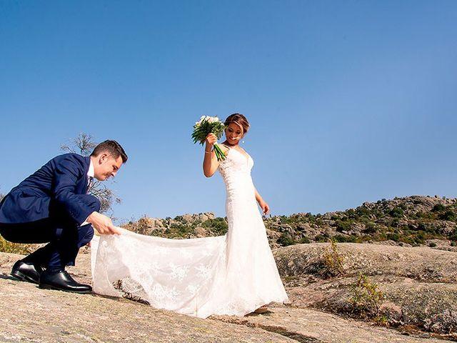 La boda de Edu y Mery en Collado Villalba, Madrid 60