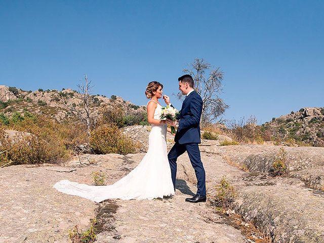 La boda de Edu y Mery en Collado Villalba, Madrid 61