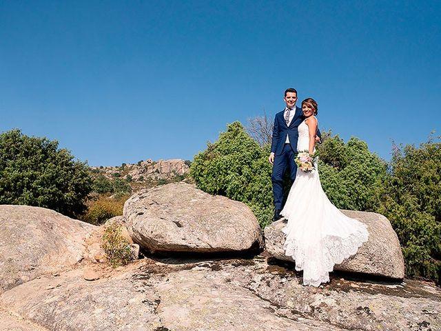 La boda de Edu y Mery en Collado Villalba, Madrid 2