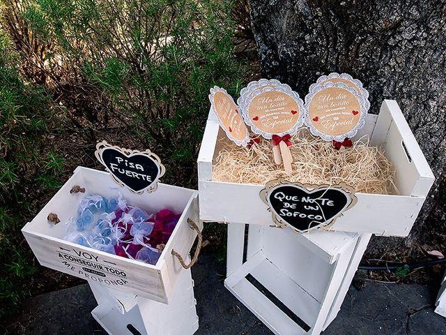 La boda de Edu y Mery en Collado Villalba, Madrid 64