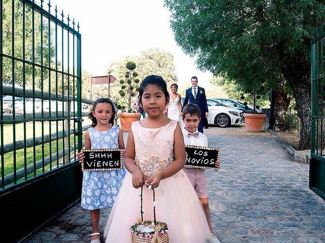 La boda de Edu y Mery en Collado Villalba, Madrid 66