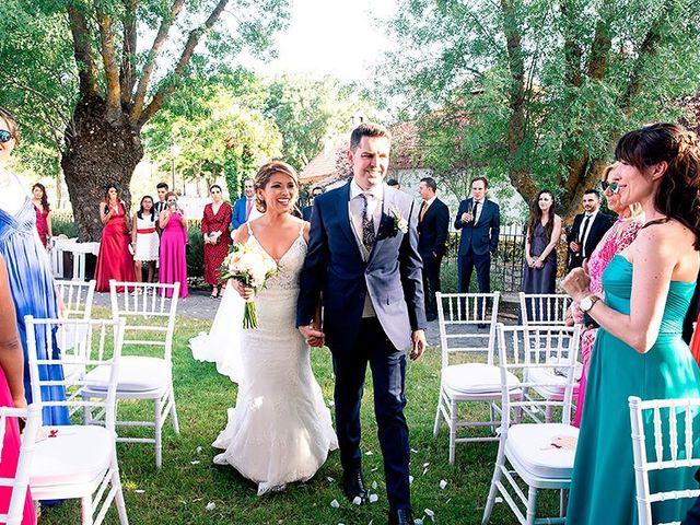 La boda de Edu y Mery en Collado Villalba, Madrid 67