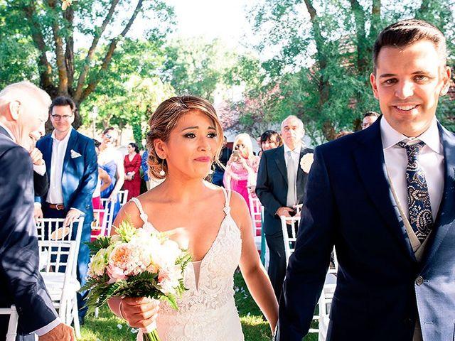La boda de Edu y Mery en Collado Villalba, Madrid 68