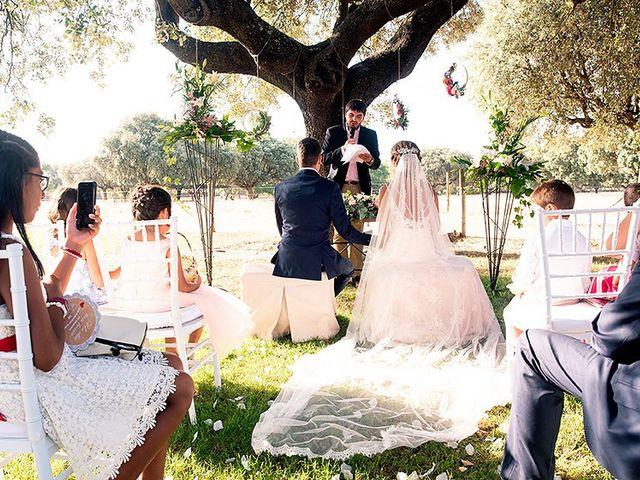 La boda de Edu y Mery en Collado Villalba, Madrid 71