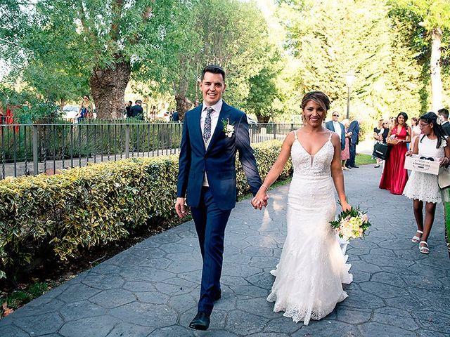 La boda de Edu y Mery en Collado Villalba, Madrid 88