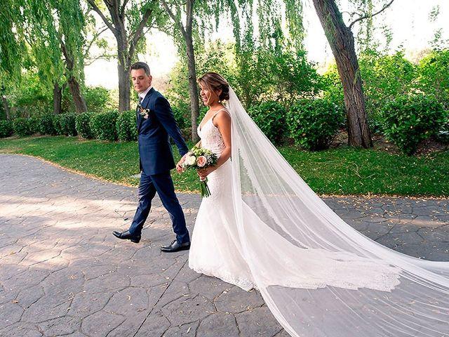 La boda de Edu y Mery en Collado Villalba, Madrid 89