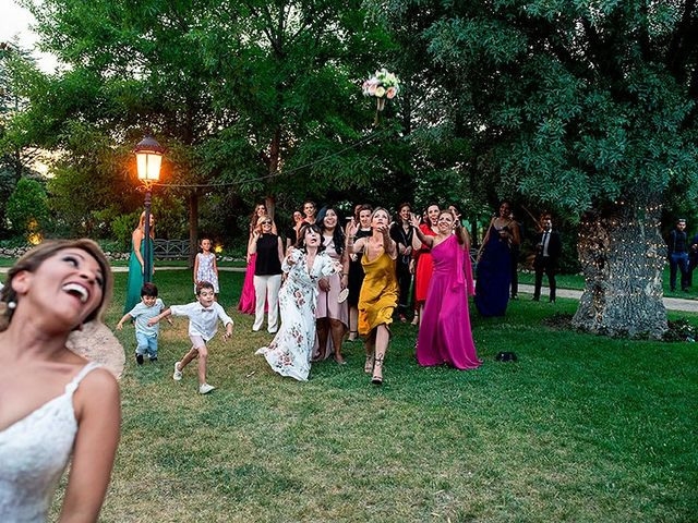 La boda de Edu y Mery en Collado Villalba, Madrid 119