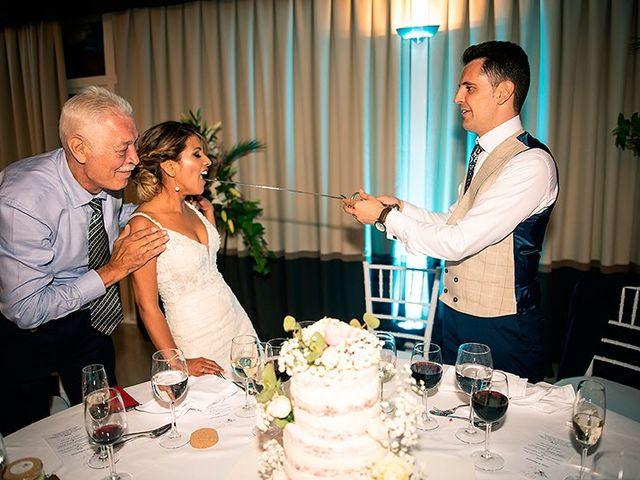 La boda de Edu y Mery en Collado Villalba, Madrid 126