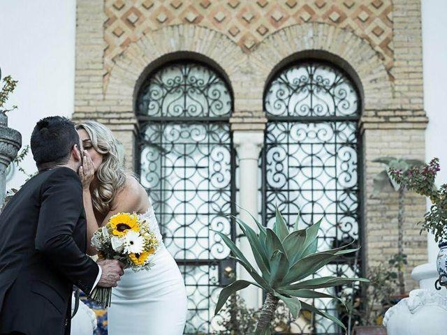 La boda de Juan  y Eva  en Sevilla, Sevilla 2