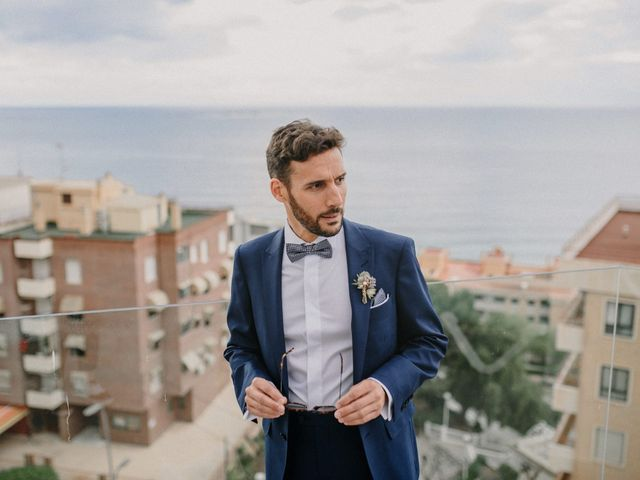 La boda de Pablo y Elena en Alacant/alicante, Alicante 4