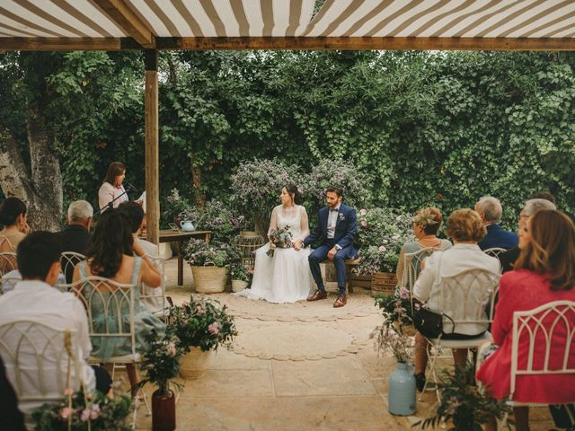 La boda de Pablo y Elena en Alacant/alicante, Alicante 19
