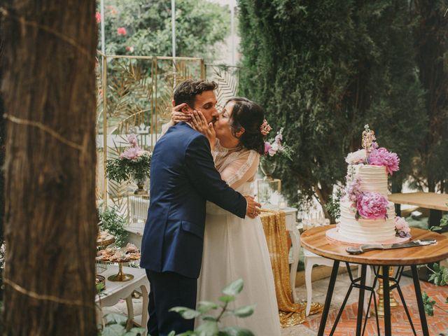 La boda de Pablo y Elena en Alacant/alicante, Alicante 56