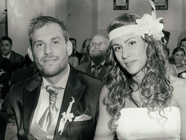 La boda de Maria y Matias