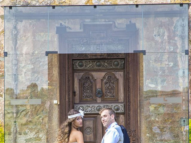 La boda de Matias y Maria en San Cucao, Asturias 15