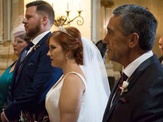 La boda de Verónica y José Antonio en Chiclana De La Frontera, Cádiz 16