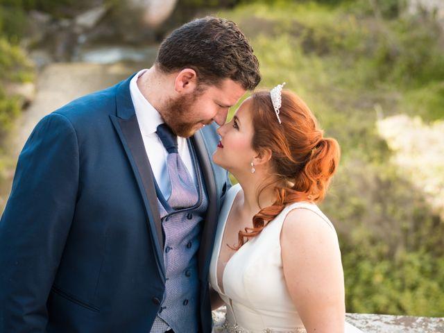 La boda de José Antonio y Verónica