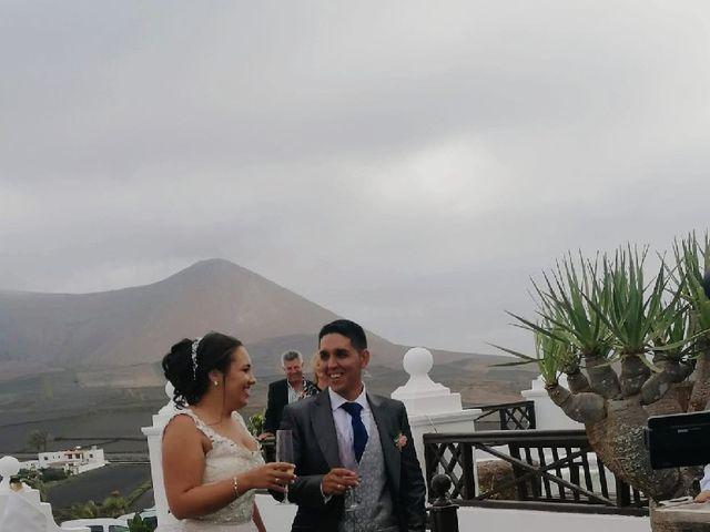 La boda de Cristo y Lorena en La Florida (San Bartolome De Lanzarote), Las Palmas 6