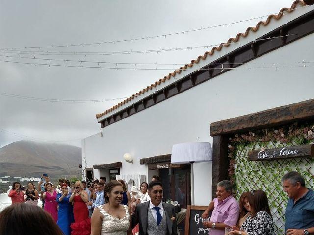 La boda de Cristo y Lorena en La Florida (San Bartolome De Lanzarote), Las Palmas 8