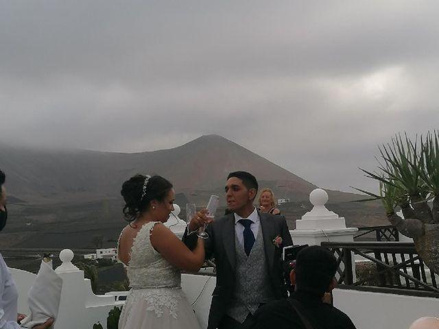 La boda de Cristo y Lorena en La Florida (San Bartolome De Lanzarote), Las Palmas 9