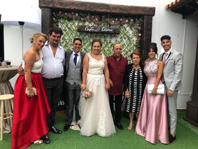 La boda de Cristo y Lorena en La Florida (San Bartolome De Lanzarote), Las Palmas 10