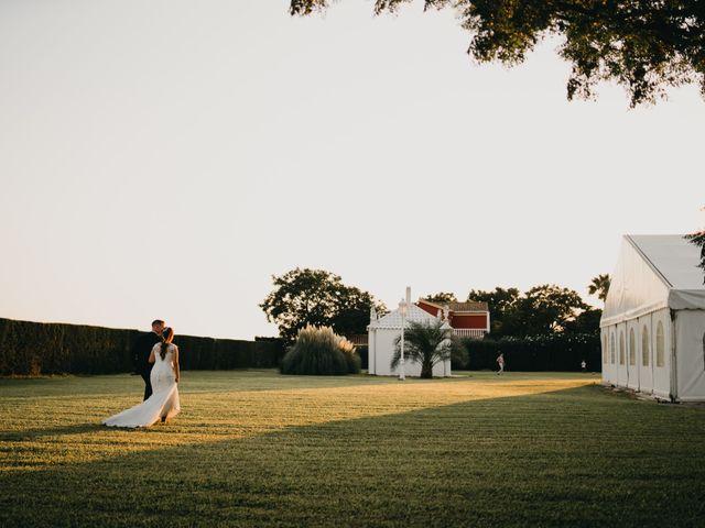 La boda de Adrián y Esther