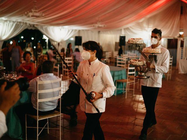 La boda de Esther y Adrián en Palma Del Rio, Córdoba 11
