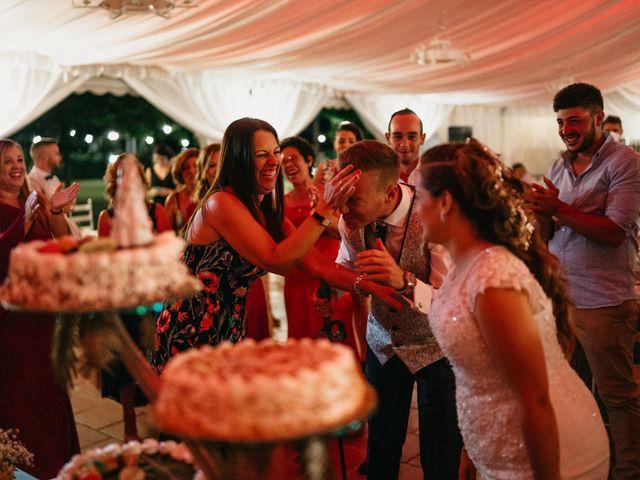 La boda de Esther y Adrián en Palma Del Rio, Córdoba 21