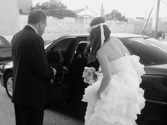 La boda de Pedro y Noelia en Guadalajara, Guadalajara 1