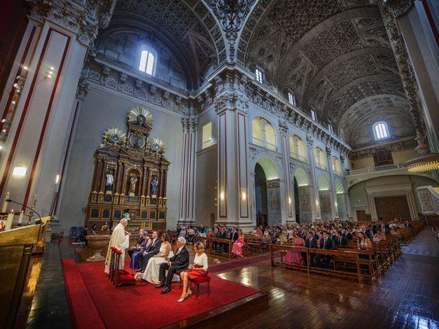 La boda de David y Estela en Zaragoza, Zaragoza 5
