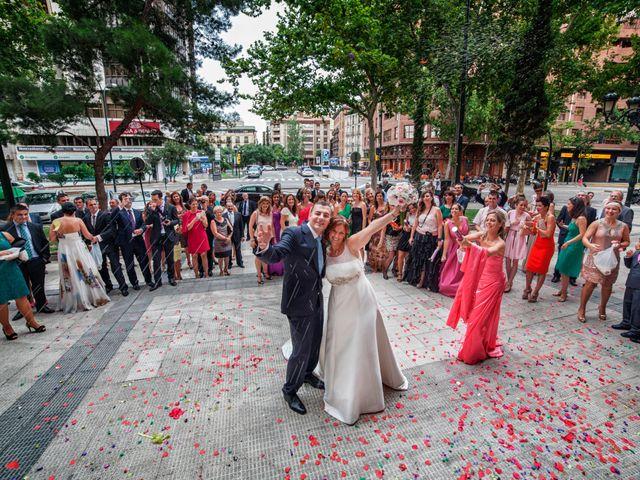 La boda de David y Estela en Zaragoza, Zaragoza 6