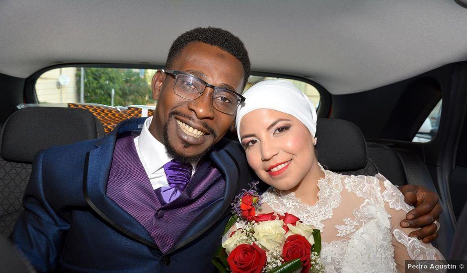 La boda de Daniela y Ismael en Alacant/alicante, Alicante