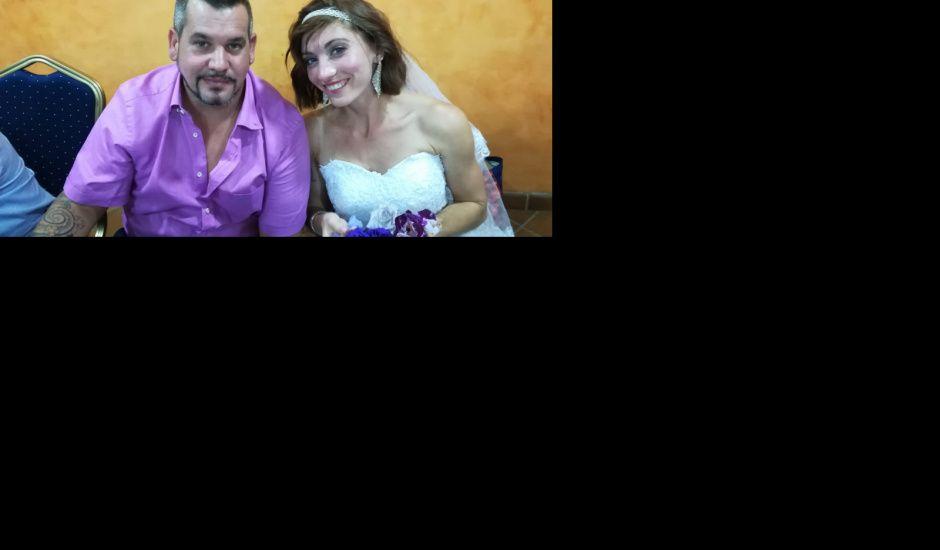 La boda de Roberto y Omara en Tejeda, Cáceres