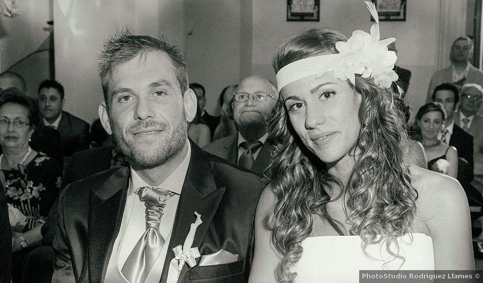 La boda de Matias y Maria en San Cucao, Asturias