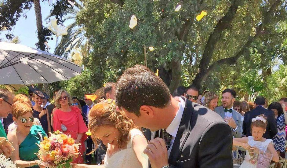 La boda de Pablo y Encarni en Elx/elche, Alicante