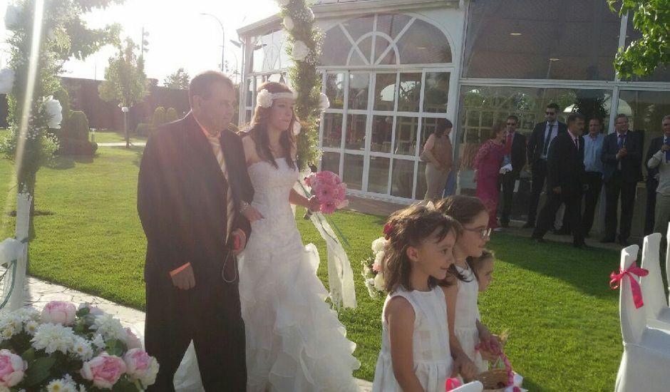 La boda de Pedro y Noelia en Guadalajara, Guadalajara