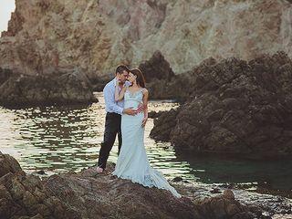 La boda de Rodrigo y Loli