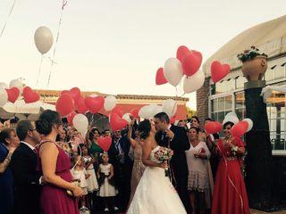 La boda de Irene y Dani 1