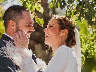 La boda de Gema y Raul