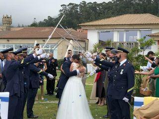 La boda de Silvia y Julio