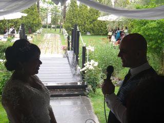 La boda de Moises y Yeli