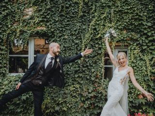La boda de Tania y Xavi