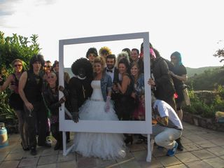 La boda de Rebecca y Felipe