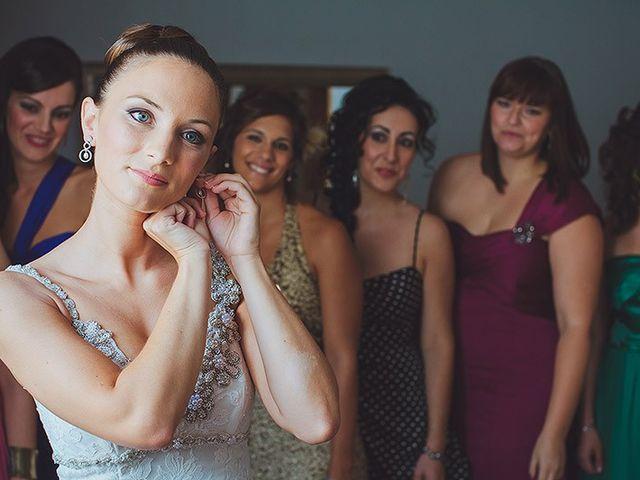 La boda de Loli y Rodrigo en Librilla, Murcia 10