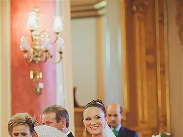 La boda de Loli y Rodrigo en Librilla, Murcia 15