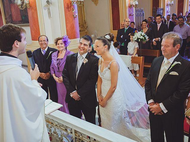 La boda de Loli y Rodrigo en Librilla, Murcia 16