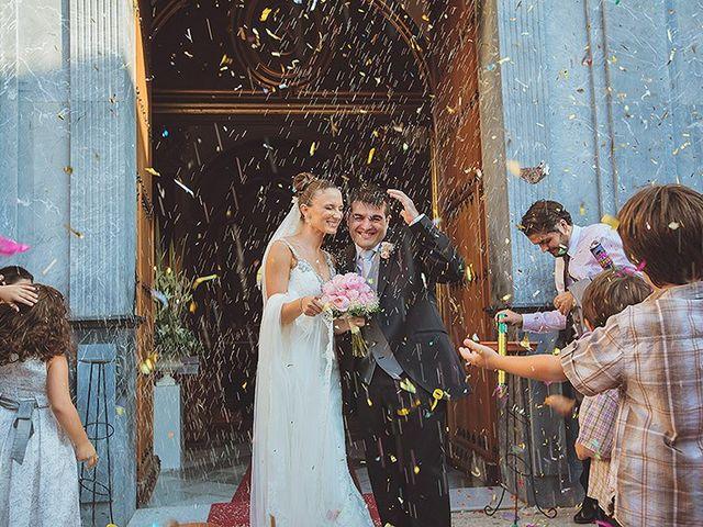 La boda de Loli y Rodrigo en Librilla, Murcia 19