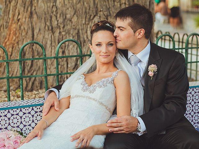 La boda de Loli y Rodrigo en Librilla, Murcia 21